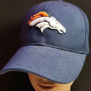 Denver Broncos adjustable hat